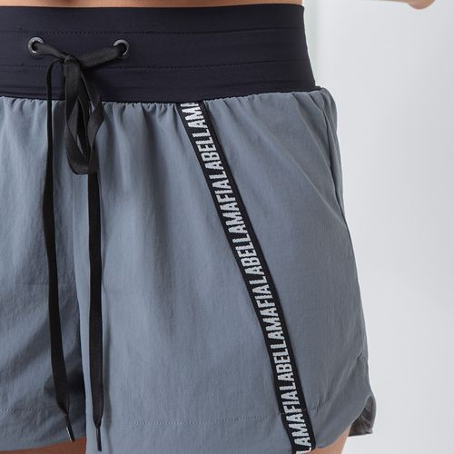SHORT-FOREVER-LABELLAMAFIA-GRAY---P