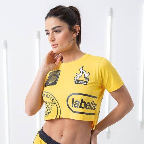 BLUSA-CROPPED-INK-LABELLAMAFIA-YELLOW---P